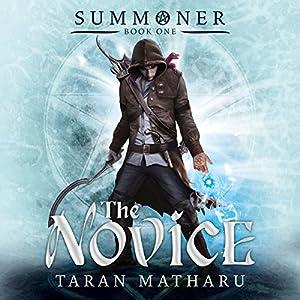 Summoner: The Novice Audiobook