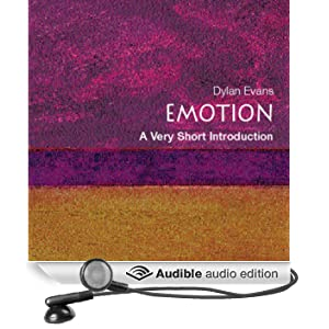 Emotion - The Science of Sentiment: A Very Short Introduction (Unabridged)