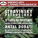 Petrouchka / Rite of Spring