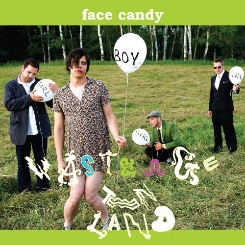 Face Candy-Waste Age Teenland-CD-FLAC-2011-FATHEAD Download