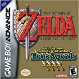 The Legend of Zelda: A Link to the Past (Includes Four Swords Adventure)