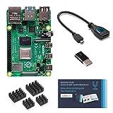 Vilros Raspberry Pi 4 with USB-C & Micro HDMI Adapters Quickstart Guide E-Book (2GB) (Tamaño: 2GB)
