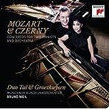 Mozart & Czerny: Konzerte für 2 Pianisten & Orchester