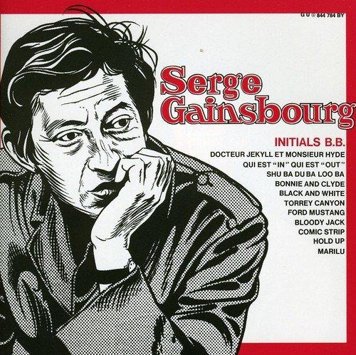 CD : Serge Gainsbourg - Initials B.B. (CD)