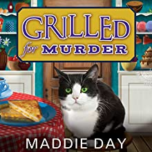 Grilled for Murder: Country Store Mystery, Book 2 Audiobook by Maddie Day Narrated by Laural Merlington