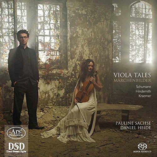 SACD : Pauline Sachse - Viola Tales: Marchenbilder (SACD)