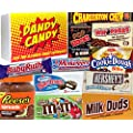 Dandy Candy American Chocolate Gift Hamper - The Perfect Gift For Birthdays