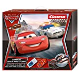 Toy - Carrera 20062277 - Go - Disney Cars London Race und Chase