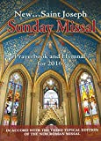 St. Joseph Sunday Missal and Hymnal: For 2016