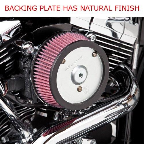 Arlen Ness 18 510 Big Sucker Air Filter Kit For 2008+ Harley Davidson Touring