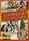 Comics coloriages par Collectif