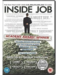 Inside Job [DVD] [2011]