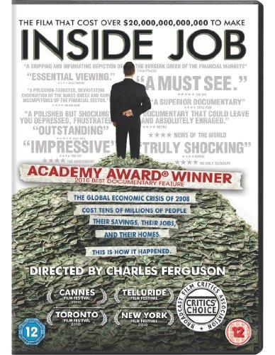 Inside Job [Reino Unido] [DVD]