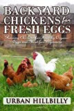 Backyard Chickens For Fresh Eggs: Raising Chickens for Healthy Organic Eggs and Meat for Beginners: Get the Best Chickens, Choosing Coops, Feeding and ... City Chicken Laws (Urban Hillbilly Book 2)