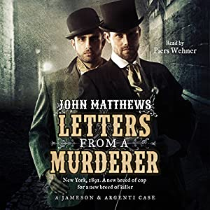 Letters from a Murderer Audiobook