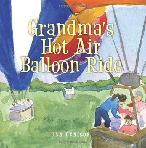 Grandma's Hot Air Balloon Ride