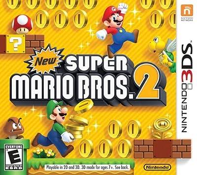 New Super Mario Bros. 2 from Nintendo