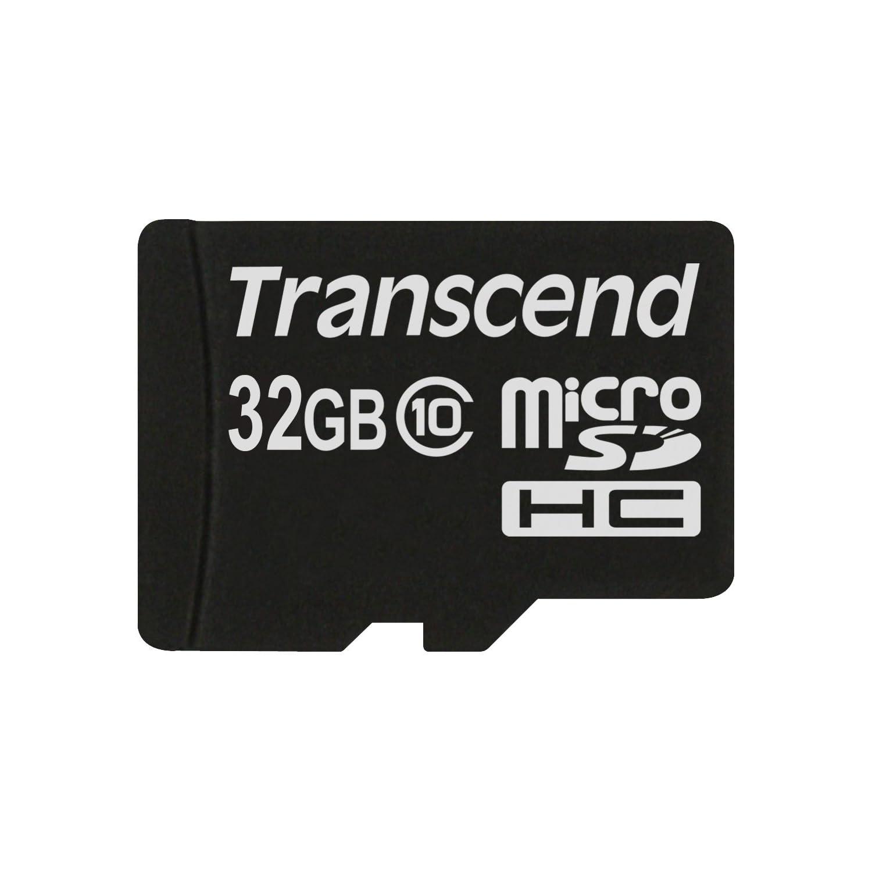 Transcend Extreme-Speed Micro SDHC 32 GB Class 10 Speicherkarte