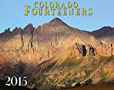 Colorado Fourteeners 2015 Deluxe Wall Calendar