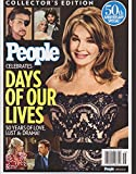 img - for People Magazine Celebrates Days of our Lives Magazine book / textbook / text book