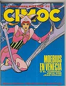 Cimoc revista numero 043: Varios: Amazon.com: Books