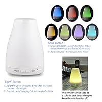 InnoGear® Portable Ultrasonic Cool-Mist Aroma Humidifier