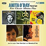 Five Classic Albums Plus (Anita O'Day Swings Cole Porter With Billy May / At Mister Kelly's / Singin' And Swingin' / Trav'lin' Light / All The Sad Young Men)