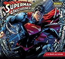 Superman Unchained Calendar