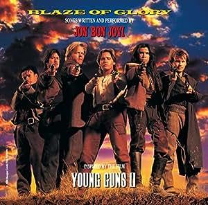 Blaze Glory Young Guns Soundtrack dp BVVG