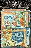 Graphic 45 Worlds Fair Ephemera Cards