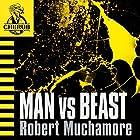 Cherub: Man vs Beast Hörbuch von Robert Muchamore Gesprochen von: Simon Scardifield