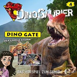 Der große Sturm (Dino Gate 4) Hörspiel