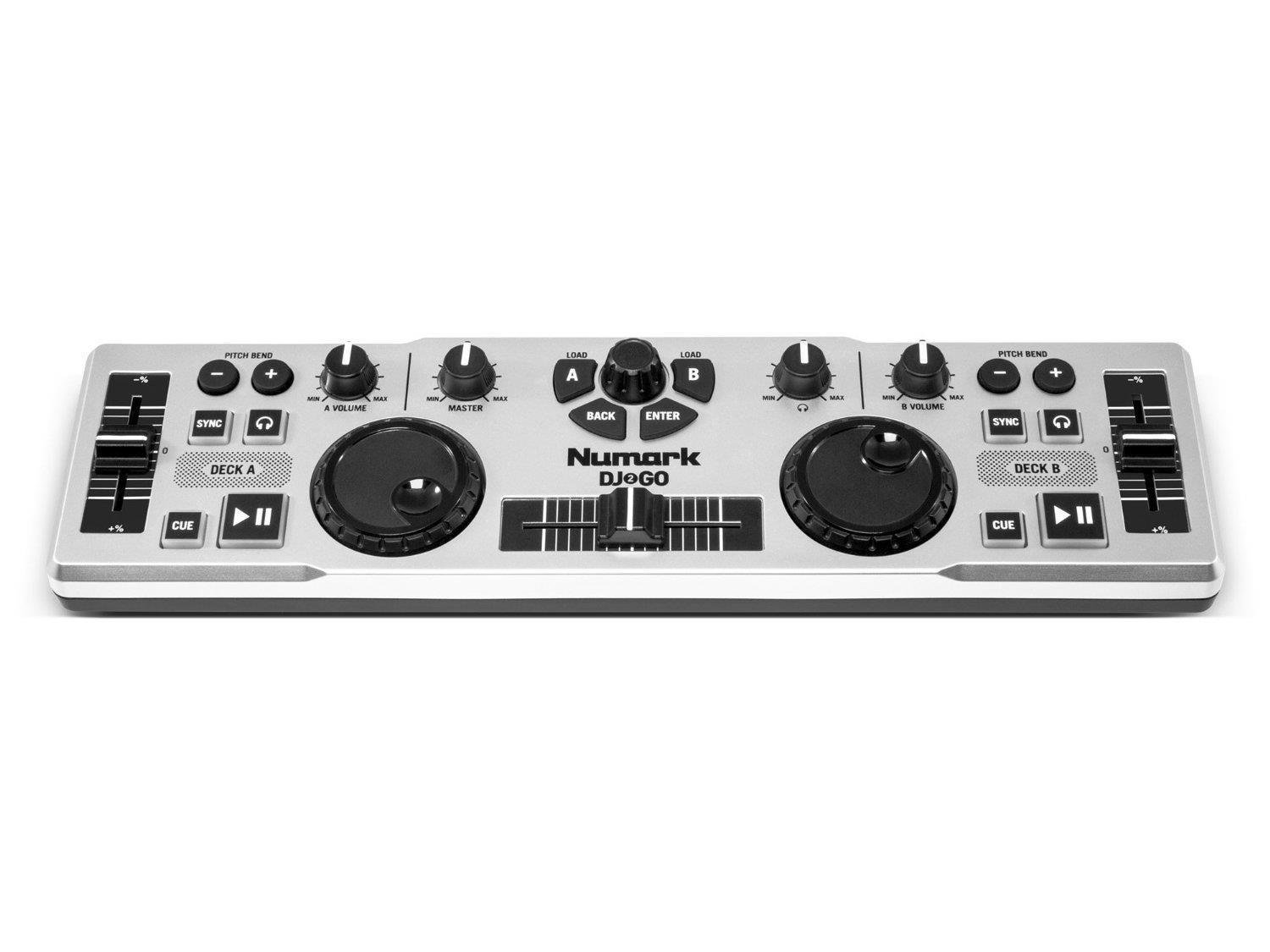 10 Best Affordable Professional DJ Controllers for iPad 2018-2019 on