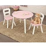 Kid Kraft Round Table & 2 Chair Set