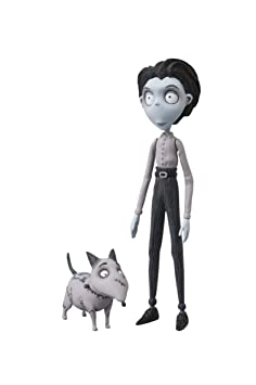 Disney - Figurine Medicom Ultra Detail Figure de Victor & Sparky 2