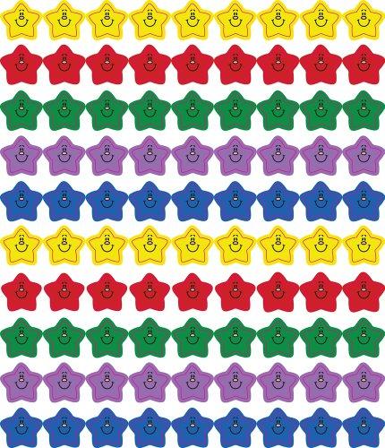 Carson Dellosa Smiling Stars Chart Seals (2175)