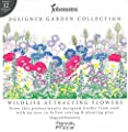 Designer Collection of Wildlife Attracting Flowers with Planting Plan OGD251