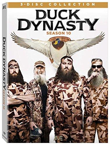 DVD : Duck Dynasty - Season 10 [DVD] [+Peso($32.00 c/100gr)] (US.AZ.9.29-0-B01LTHMFOG.387)