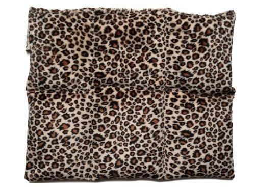 Comfyback Warmer (Cheetah) Made In Usa