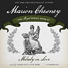 Milady in Love: Royal, Book 23 (       UNABRIDGED) by M. C. Beaton Narrated by Charlotte Anne Dore