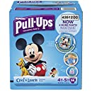Pull-Ups Training Pants with Cool Alert for Girls, 52 Count