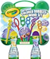 Crayola Colored Bubbles Wand Set