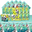 Disney Frozen Cool Olaf Complete Party Supplies Kit For 16