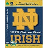 Cover art for  1979 Cotton Bowl: Notre Dame vs. Houston