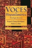 img - for Voces de Hispanoamerica: Antologia literaria (Spanish Edition) by Chang-Rodriguez, Raquel, Filer, Malva E. 3rd (third) Edition [Hardcover(2003)] book / textbook / text book