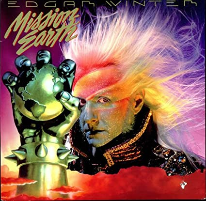 Mission Earth Edgar Winter Edgar Winter Mission Earth