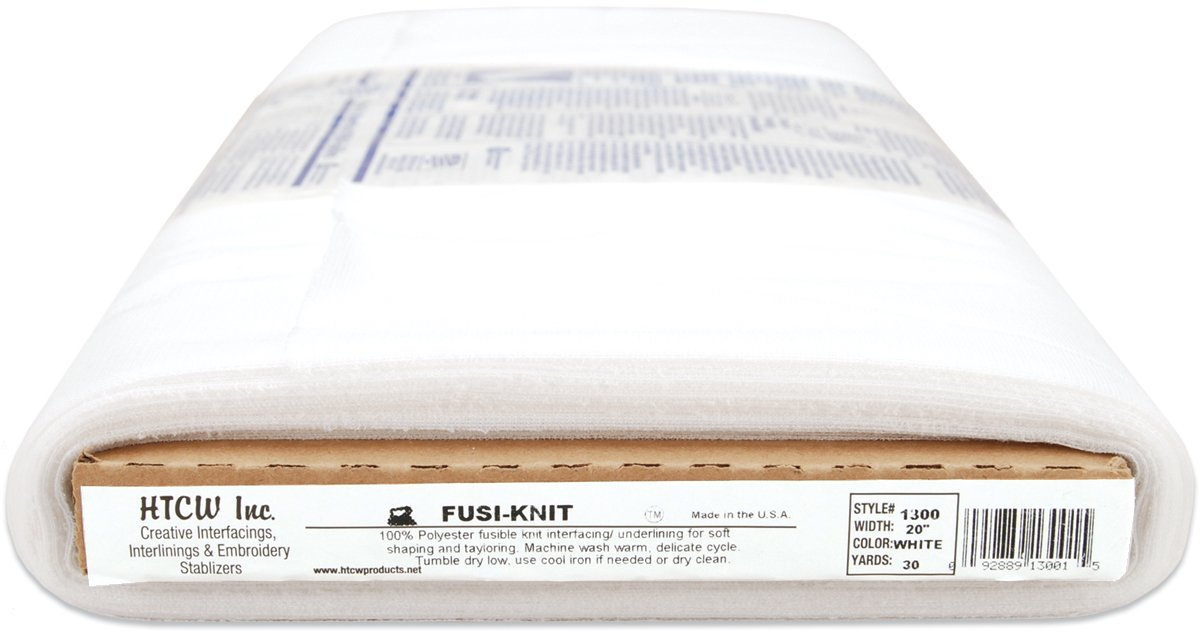 Tricot Knit Fusible Stay Tape Htc Fusi-knit Fusible Tricot