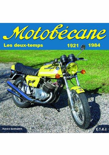 motobécane, les deux-temps, 1921-1984