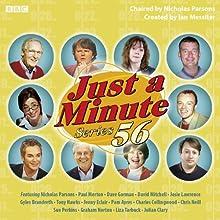 Just A Minute: Complete Series 56 Radio/TV Program Auteur(s) : Nicholas Parsons Narrateur(s) : Nicholas Parsons