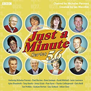 Just A Minute: Complete Series 56 | [Nicholas Parsons]
